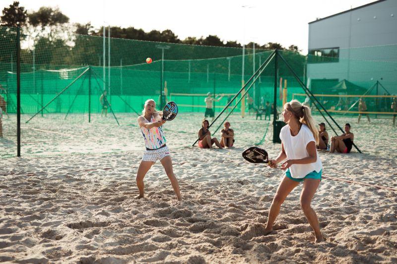 Liepājā notiks pludmales tenisa turnīrs amatieriem